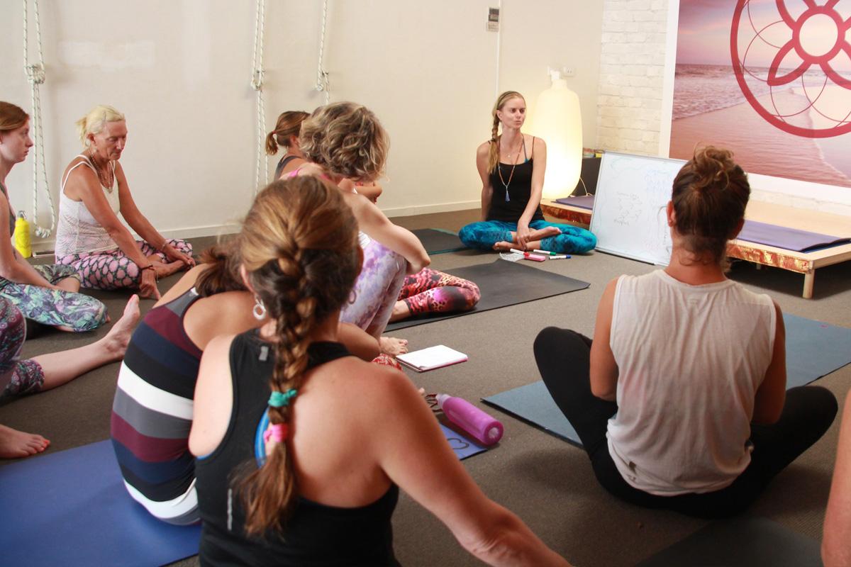 Prana Vinyasa Yoga Teacher Training 2017