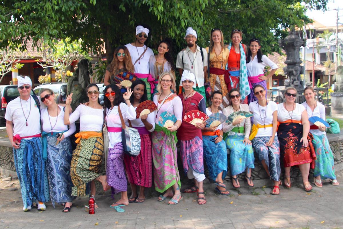 Movement Medicine Eco Yoga Retreat, Bali