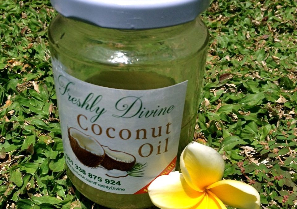 My Love Affair With Coconut