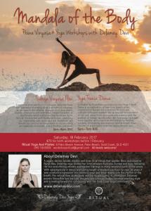 Prana Vinyasa Yoga Workshops With Delamay Devi