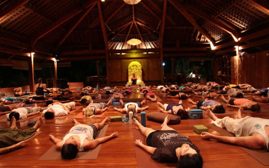 The Accidental Yoga Teacher