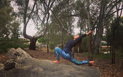 My Elemental Yoga Bliss {By Natalie Shantibindu Jenkins}
