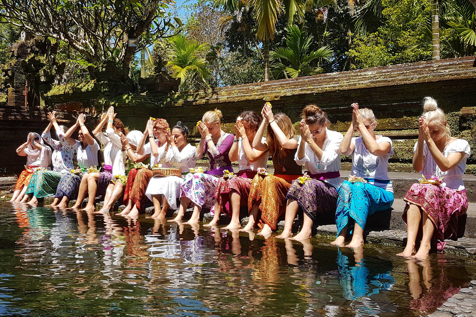 Movement is Medicine Yoga Retreat, Bali 2019